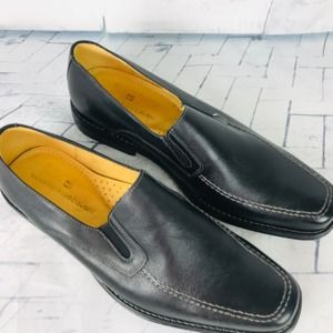 Sandro Moscoloni Leather Loafers Size US 11 D NWOB
